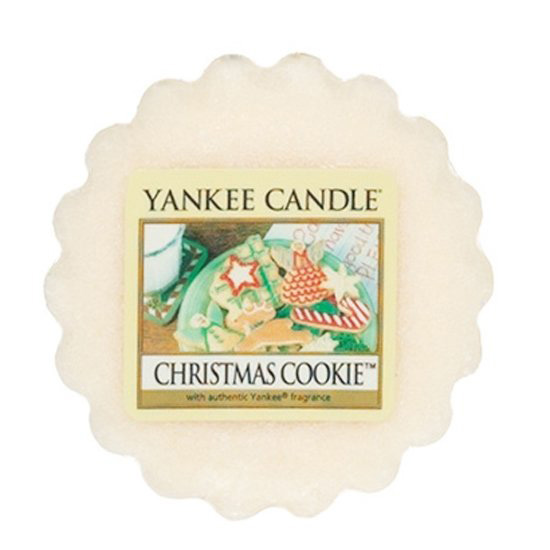 Yankee Candle vonný vosk do aroma lampy Christmas Cookie