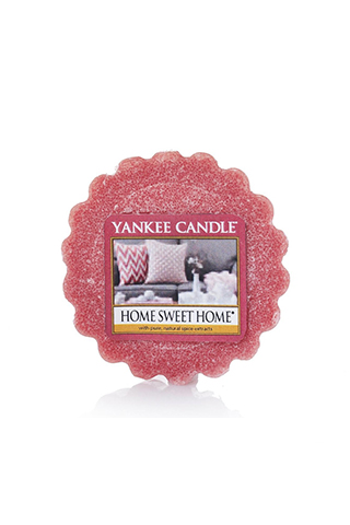 Yankee Candle vonný vosk do aroma lampy Home Sweet Home