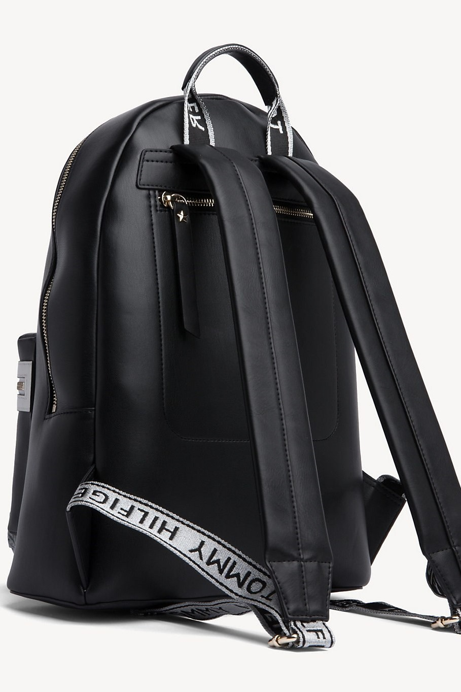 Tommy Hilfiger černý batoh Iconic Tommy Backpack Black