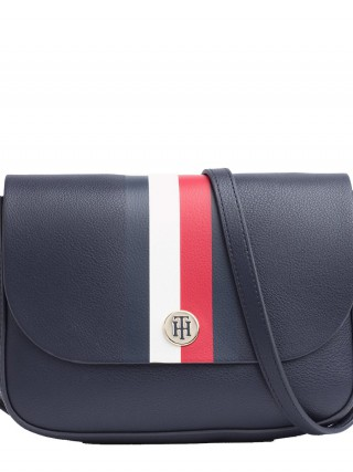 Tommy Hilfiger modrá kabelka My Tommy Crossover Corporate