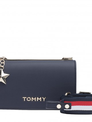 Tommy Hilfiger kabelka Tommy Statement Crossover Corporate