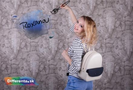 Roxy - Area Manager pro Slovensko: Styl mého srdce