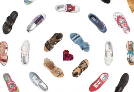 Nadčasové boty Desigual - obujte stylovku