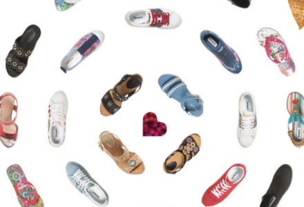 10450ac5b5f Nadčasové boty Desigual - obujte stylovku