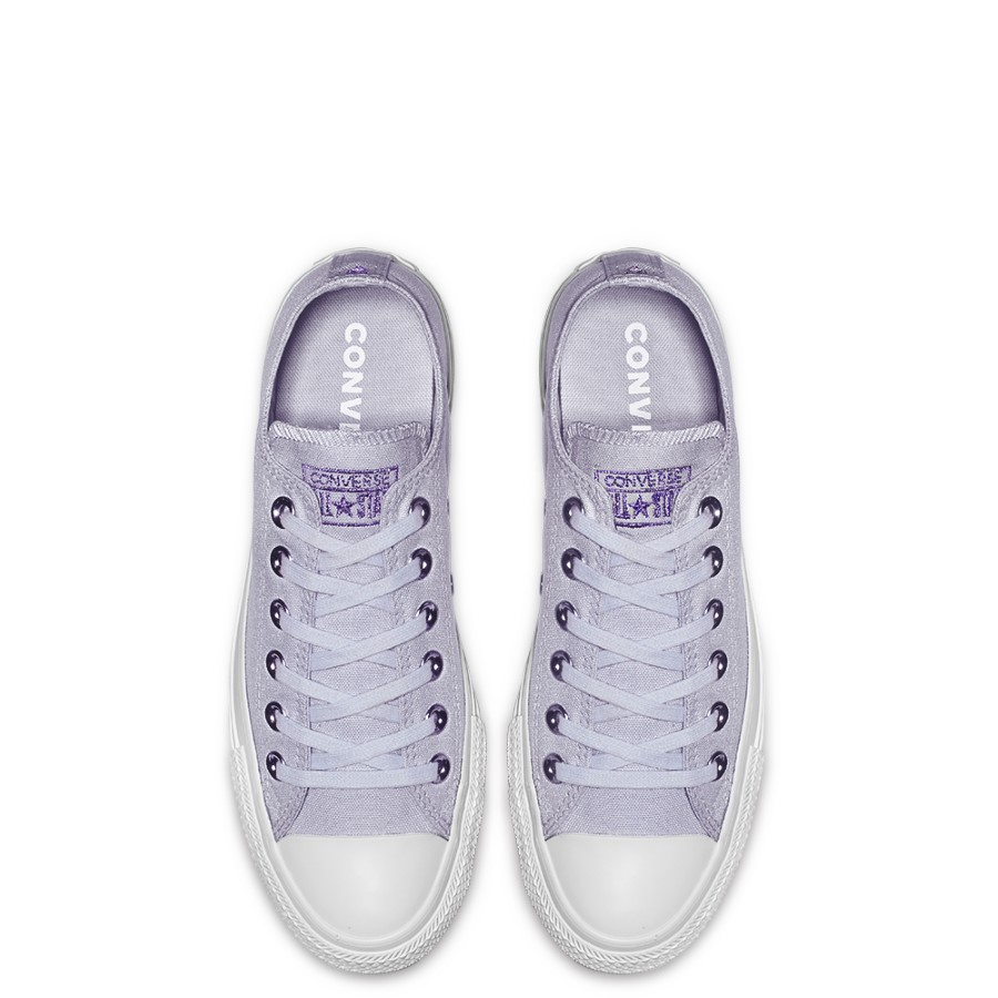 Converse fialové tenisky Chuck Taylor All Star Light Purple
