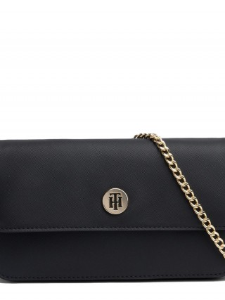 Tommy Hilfiger kabelka Honey Mini Crossover Black