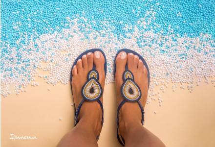 Nová kolekce plastových bot Ipanema pro jaro a léto  2019