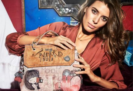 Kouzelná kolekce značky Anekke - India vs. Jane
