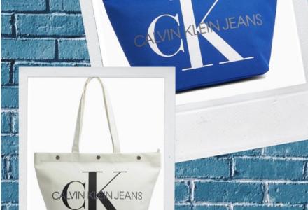 Módní doplňky Calvin Klein - kolekce jaro/léto 2019