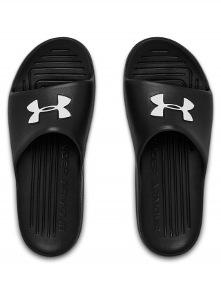 Under Armour černé unisex pantofle Core Pth Slide - 44