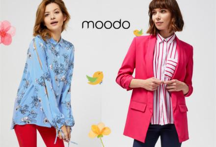 Moodo - stylová značka nadčasového oblečení