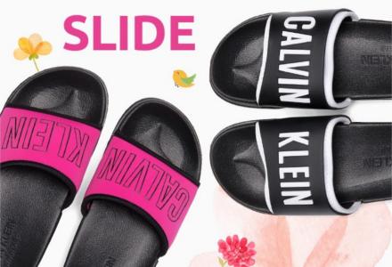 Slide pantofle - trendy boty na léto 2019!