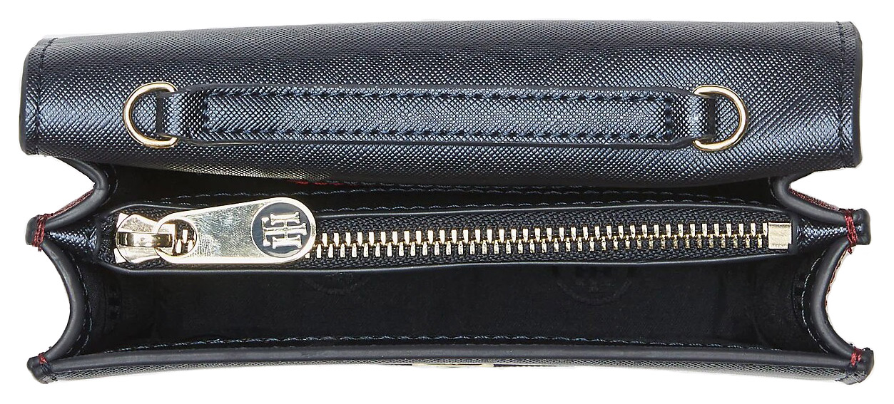Tommy Hilfiger tmavě modrá ledvinka Honey Belt Bag CB Tommy Navy Mix
