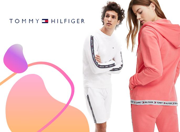 Outfit značky Tommy Hilfiger