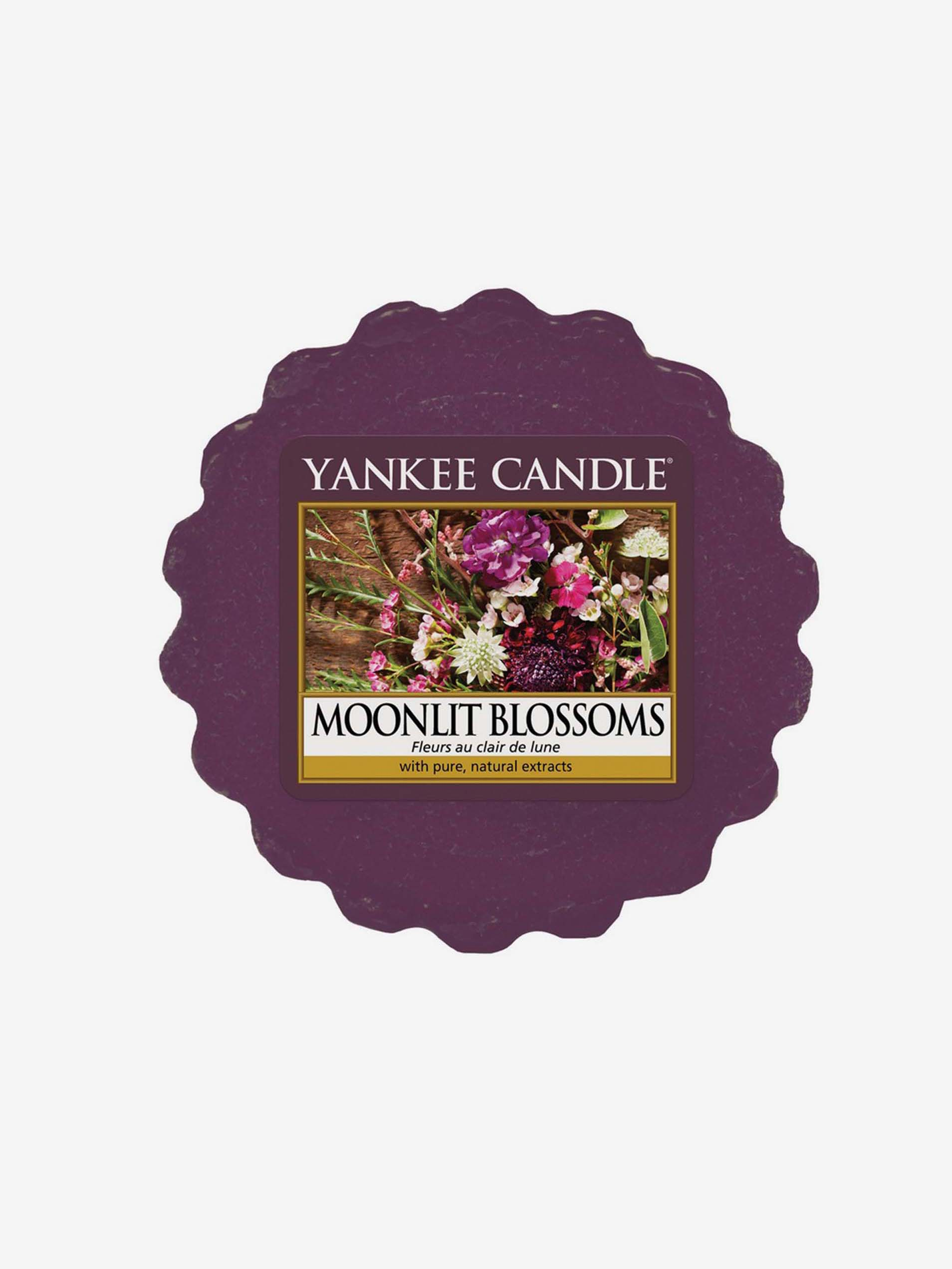 Yankee Candle vonný vosk do aroma lampy Moonlit Blossoms