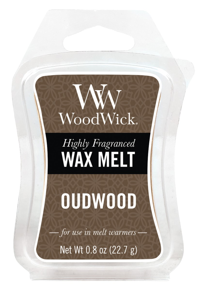 WoodWick vonný vosk do aroma lampy One Thogether Oudwood