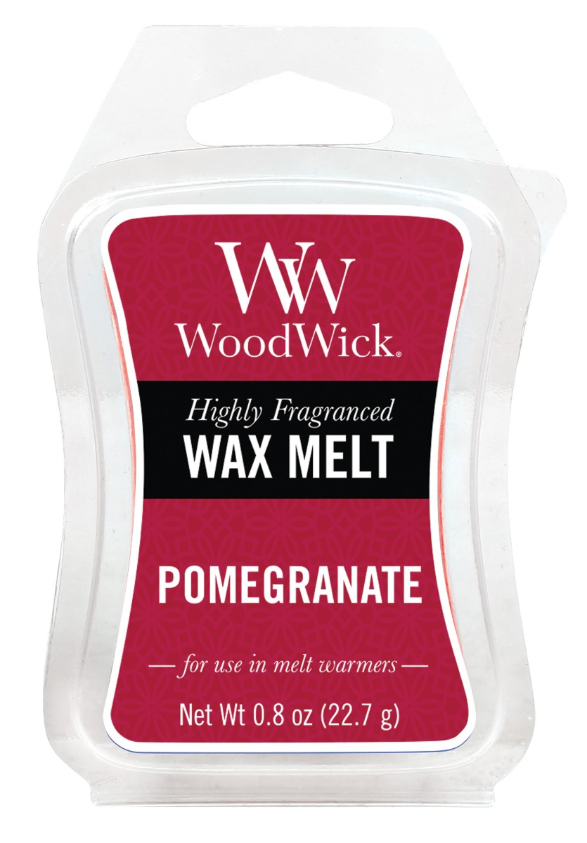 WoodWick vonný vosk do aroma lampy Pomegranate