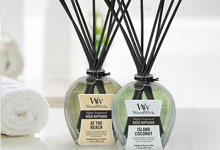Aroma difuzéry Woodwick