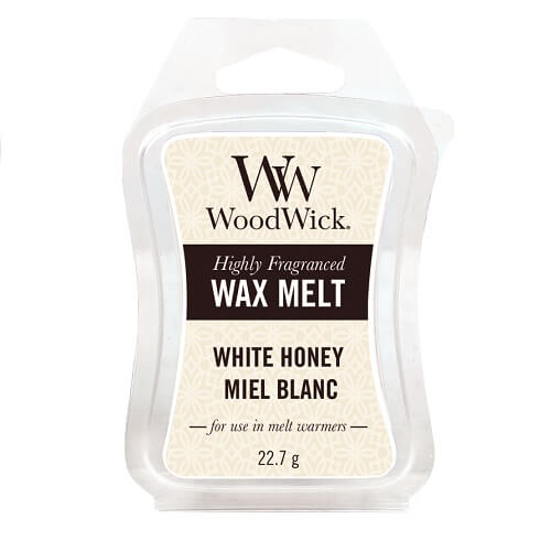 WoodWick vonný vosk do aroma lampy White Honey
