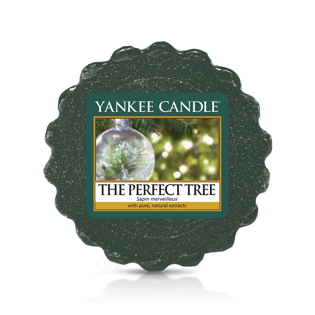 Yankee Candle vonný vosk do aroma lampy Perfect tree