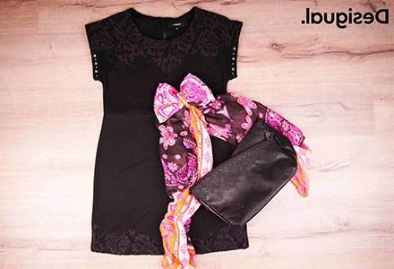 Outfit Desigual z nové kolekce