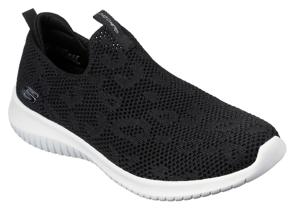 Skechers černé slip on Ultra Flex Fast Talker - 40