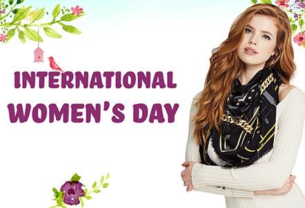Nezapomeňte na Mezinárodní Den Žen