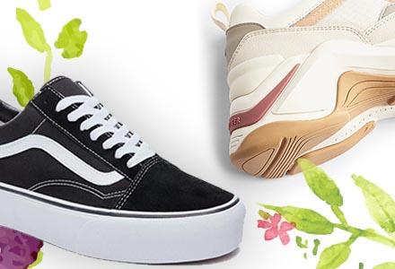 Obujte se do jara. 5 TOP jarních bot.
