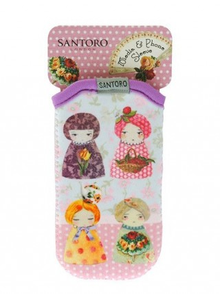Santoro obal na iPhone Dolls