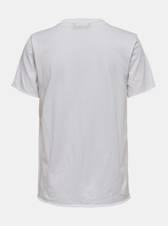 Bílé tričko ONLY Amanda