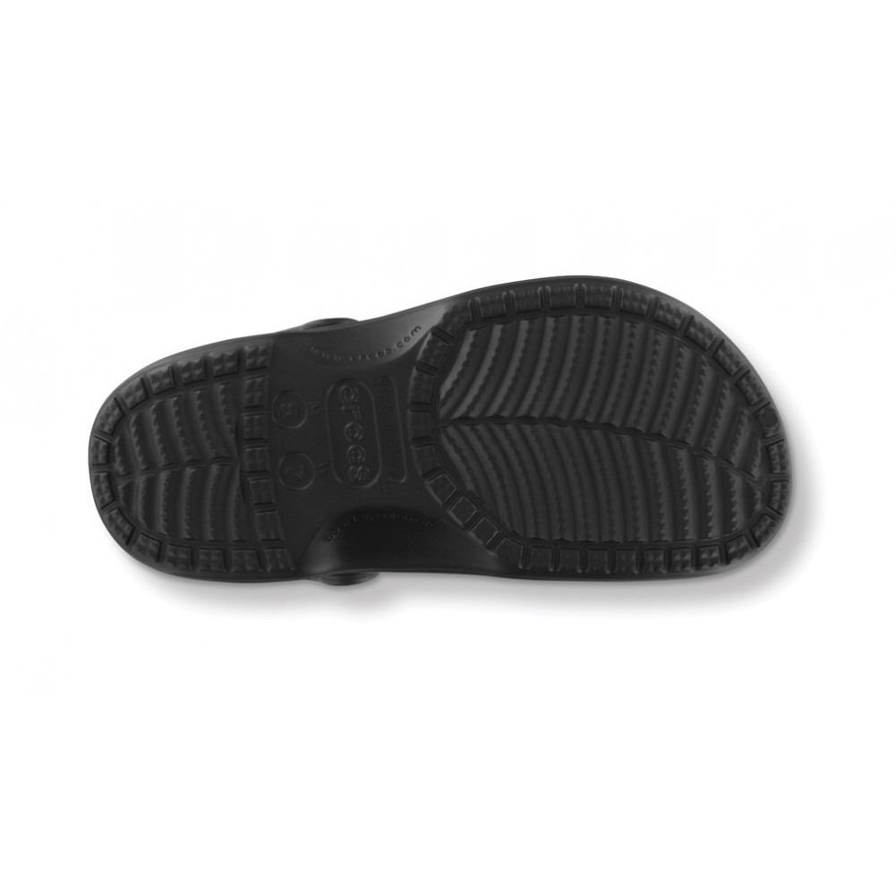 CROCS pantofle Baya Lined black