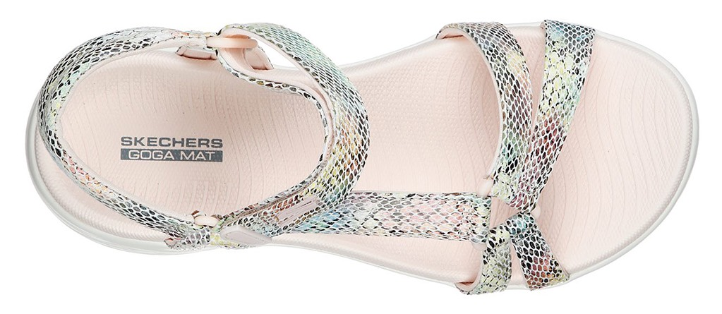 Skechers sandály On The Go 600 Boa in Pink