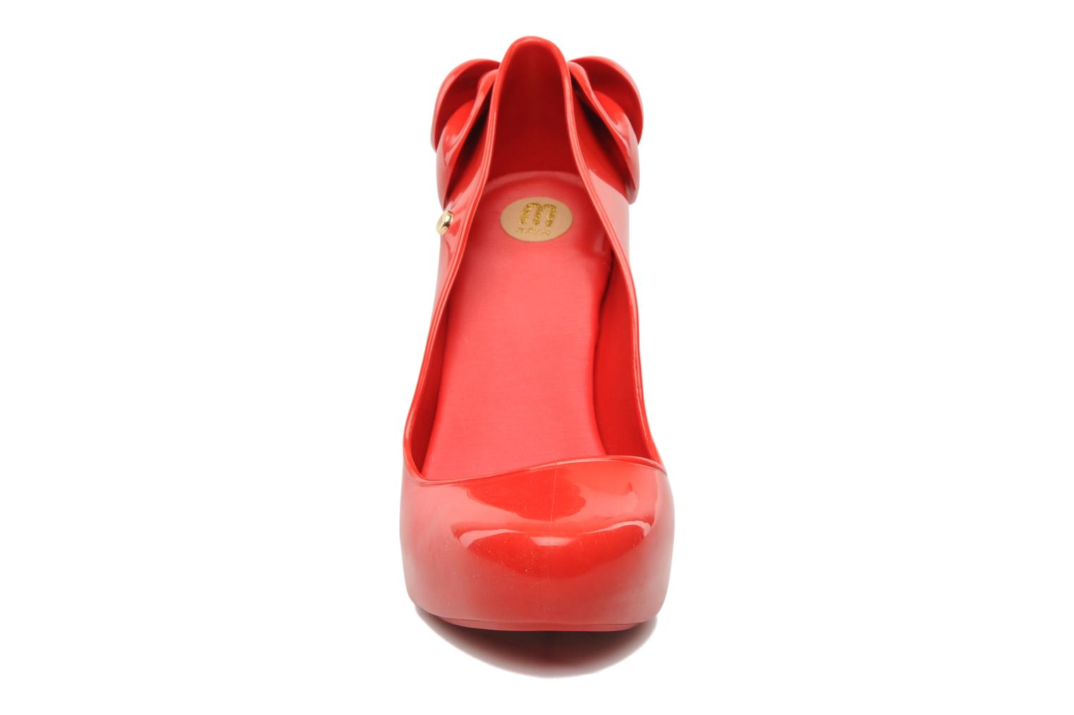 Boty Melissa Incense III Red