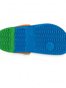 CROCS Electro Sea Blue/Lime