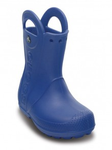 CROCS handle it rain boot kids modré