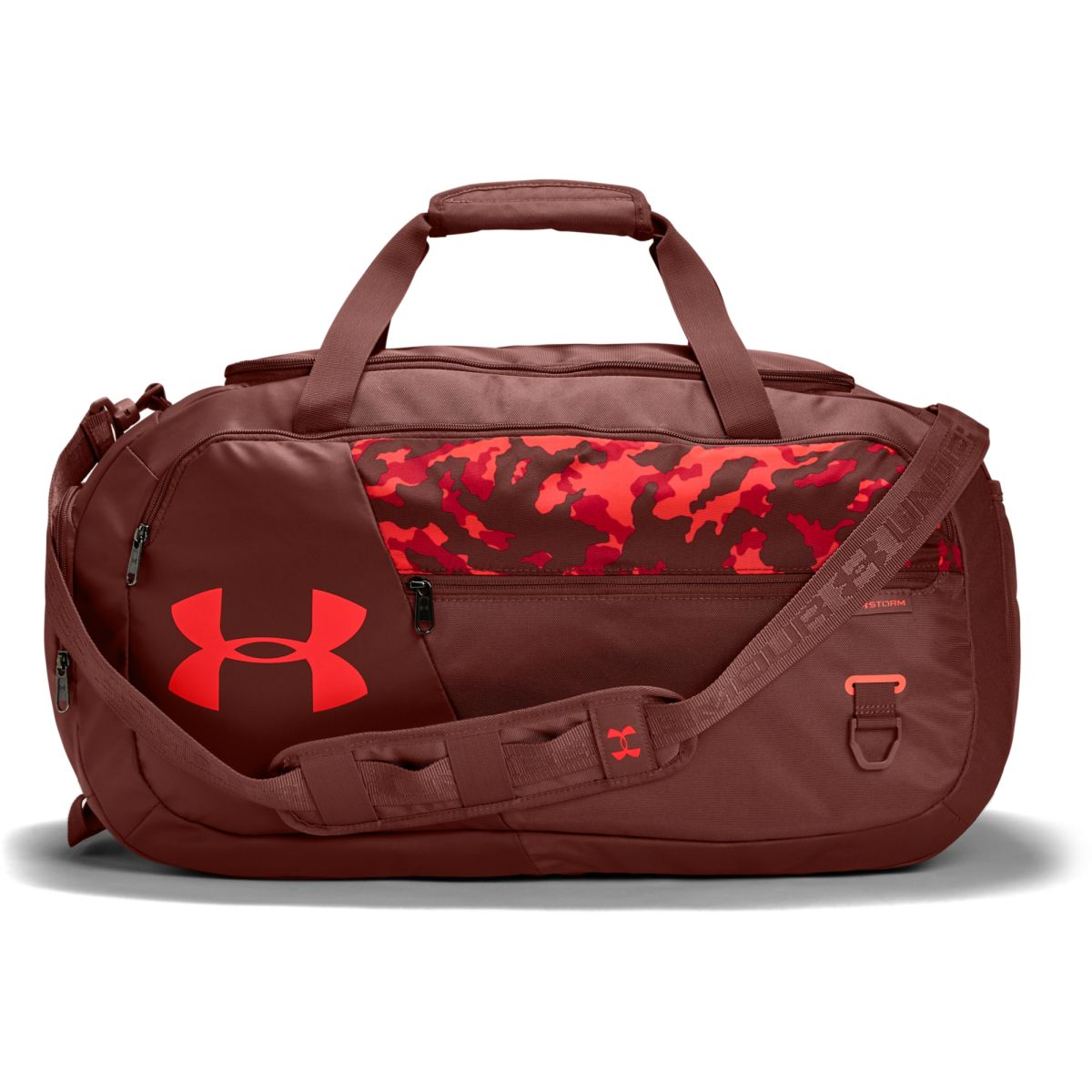 Taška Under Armour UA Undeniable 4.0 Duffle MD-RED
