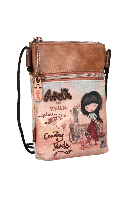 Anekke malá crossbody kabelka Arizona Country