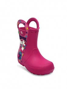 Crocs Hello Kitty Candy Blast Rain Boot