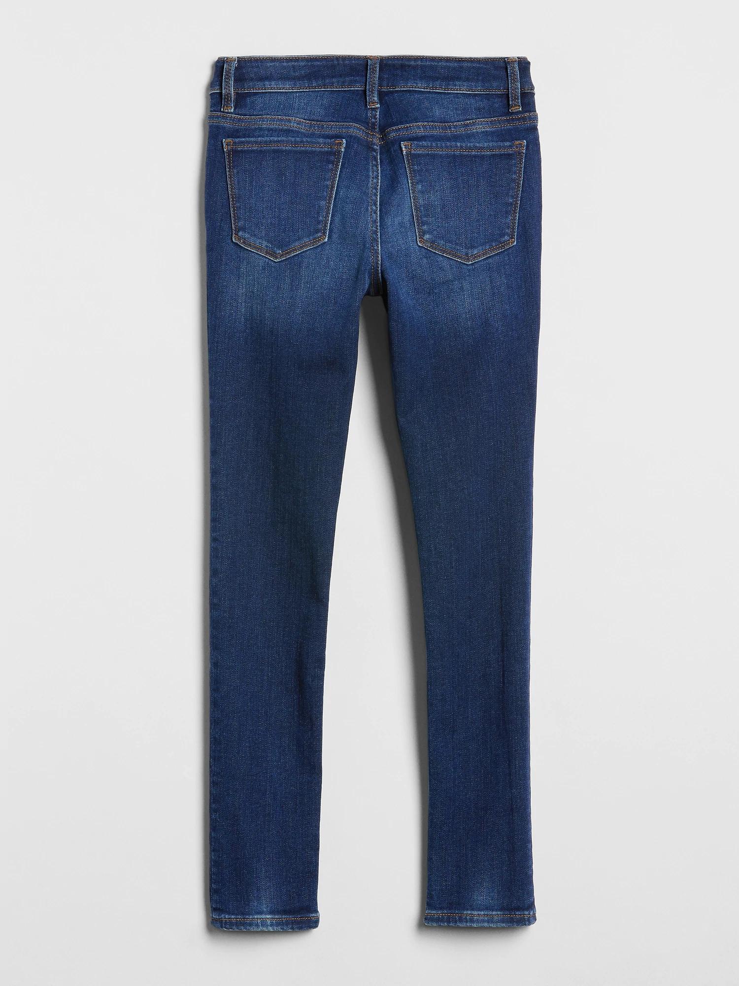 GAP modré skinny fit džíny