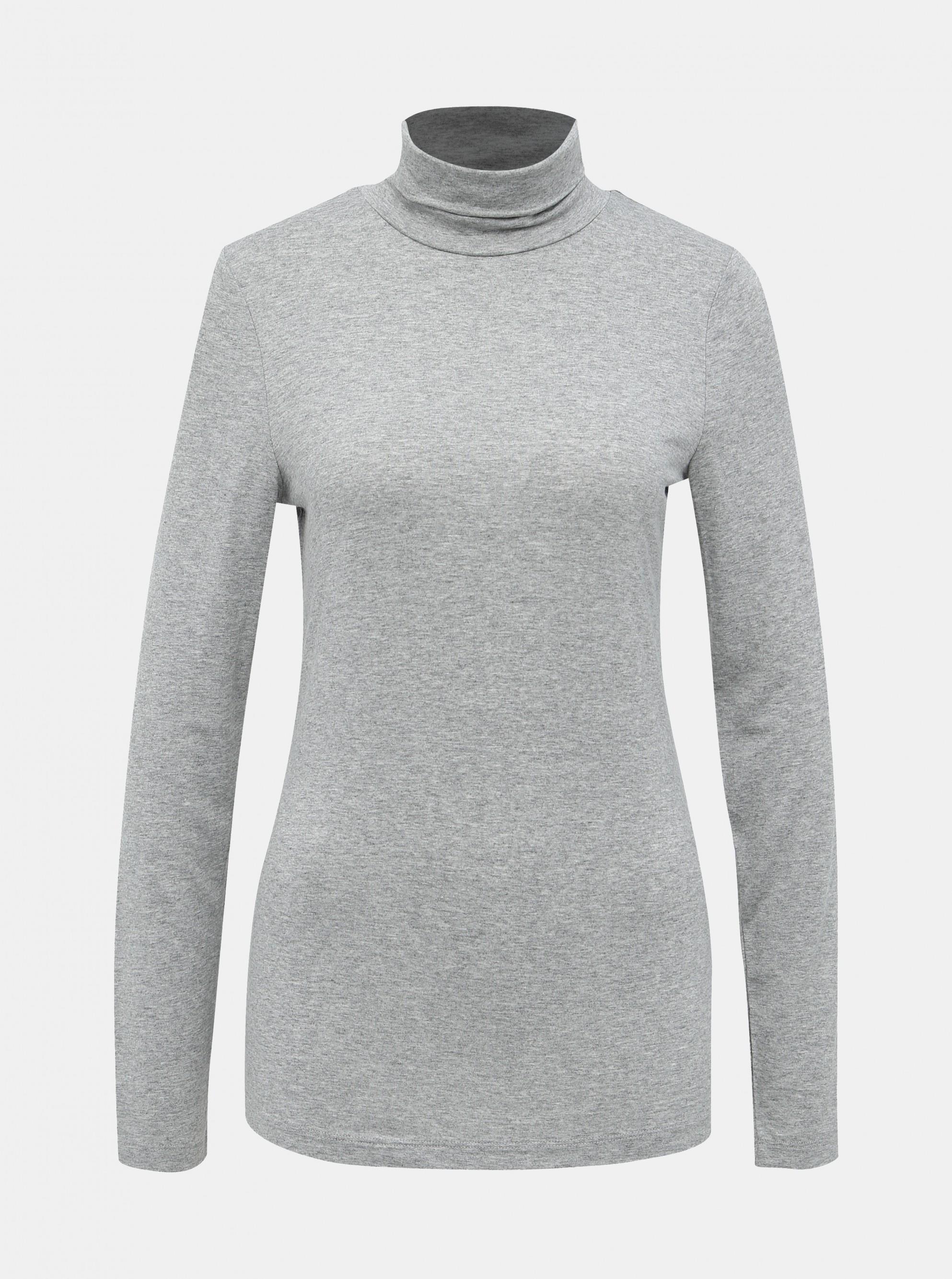 ZOOT šedý basic dámský rolák Alto