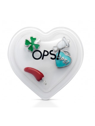 Ops! Objects mini pop ozdoby E 'MY OPS! GOOD LUCK Paprička