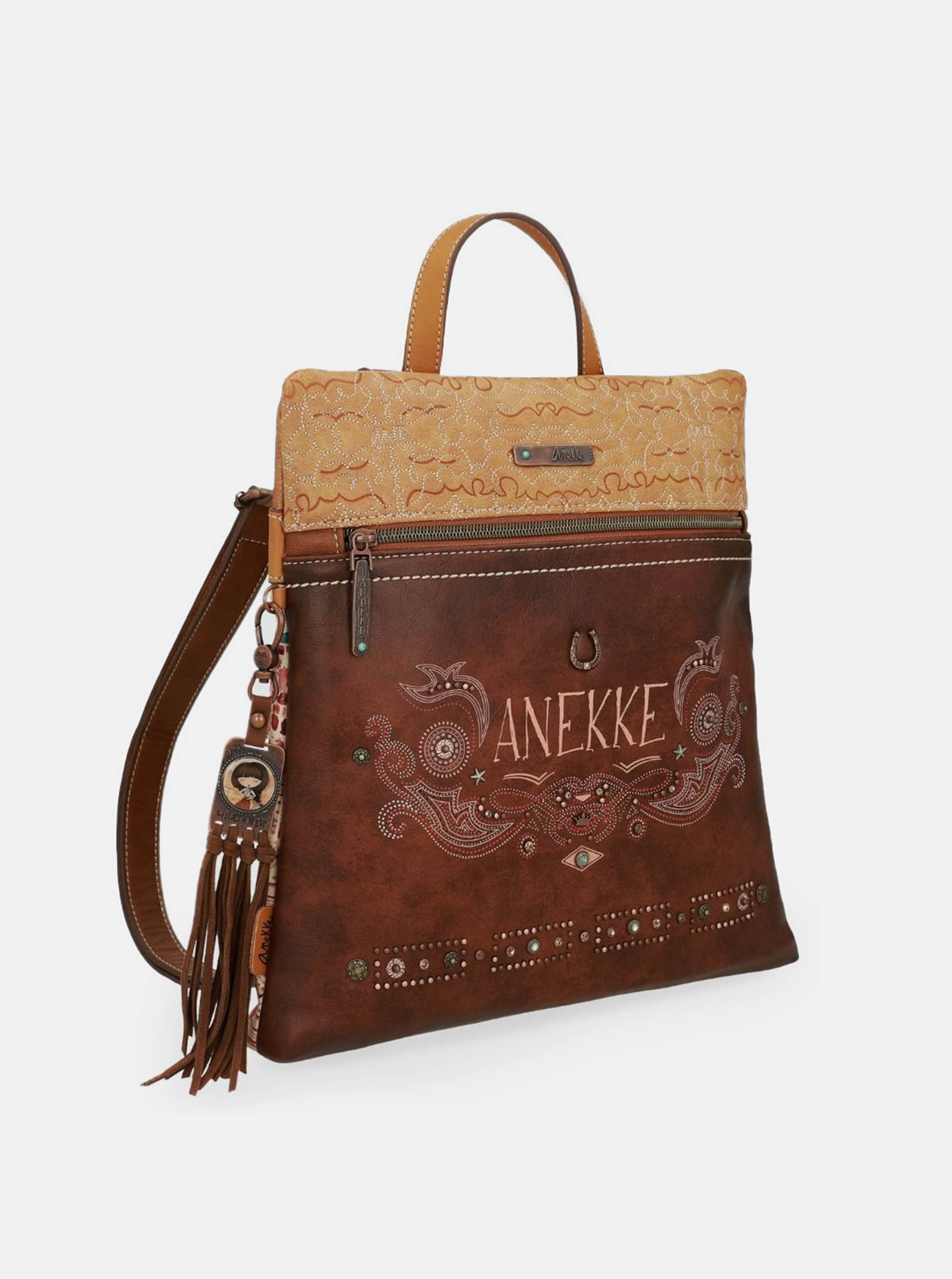 Anekke plochý batoh Arizona