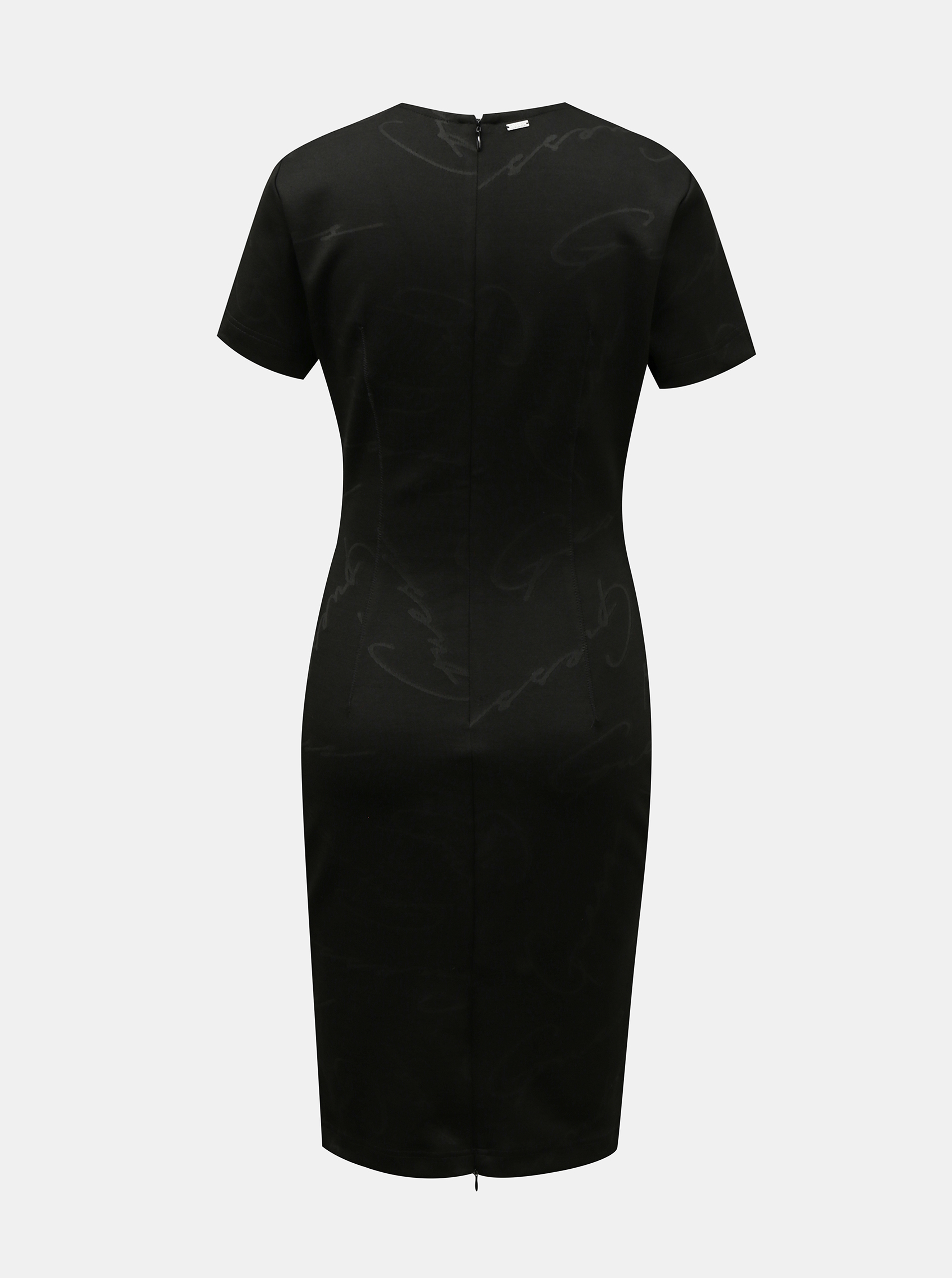 Guess šaty Rhoda s logem