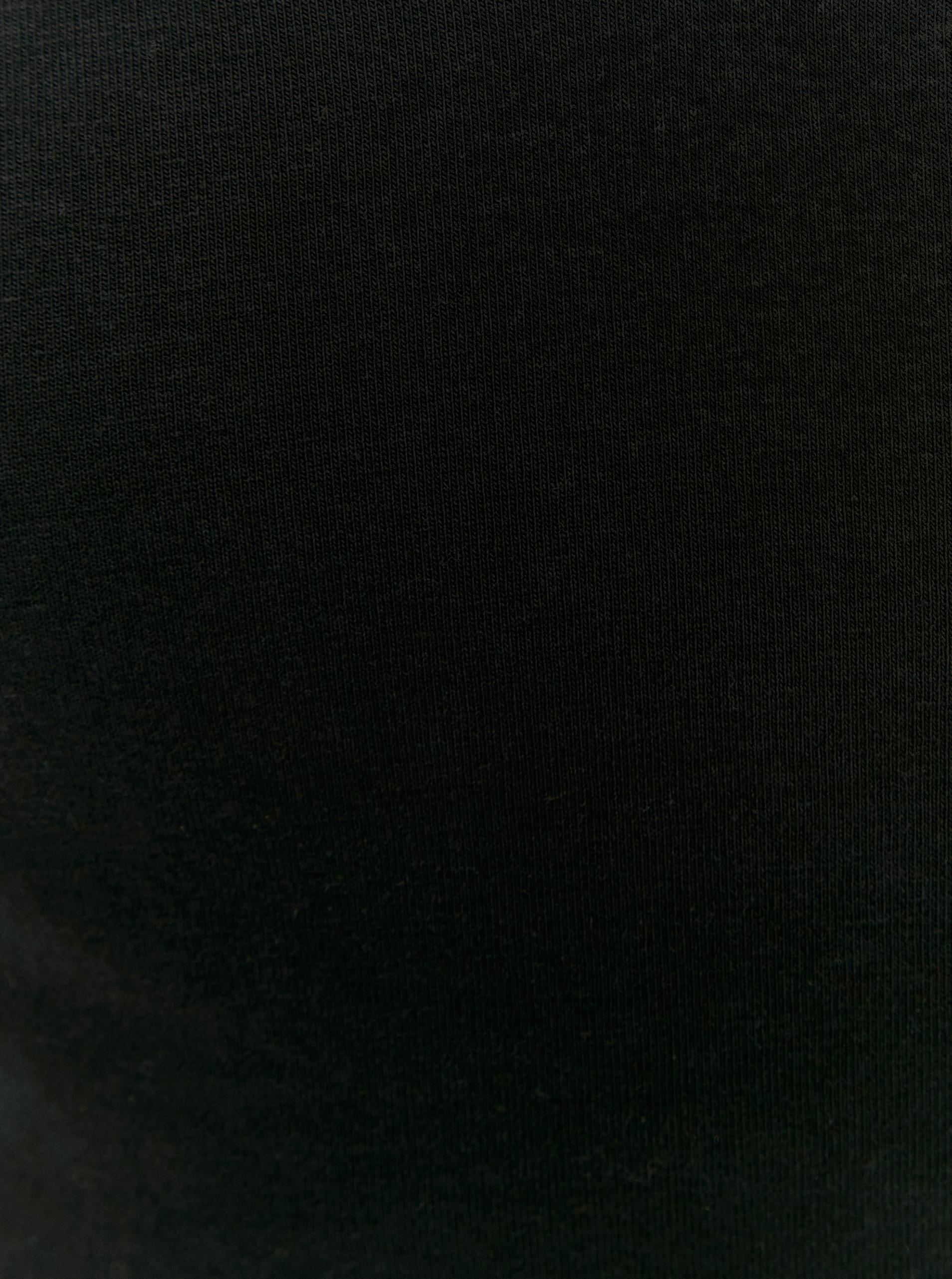 Tally Weijl černé dámské tričko