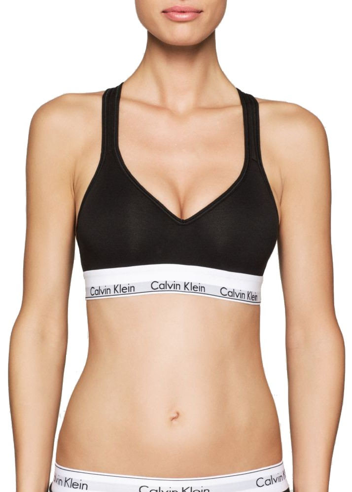 Calvin Klein černá podrpsenka Lift Basic