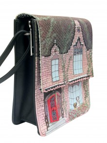 Disaster vintage kabelka Home Dalmatian Mini Bag