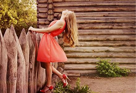Jarní šaty dělají člověka