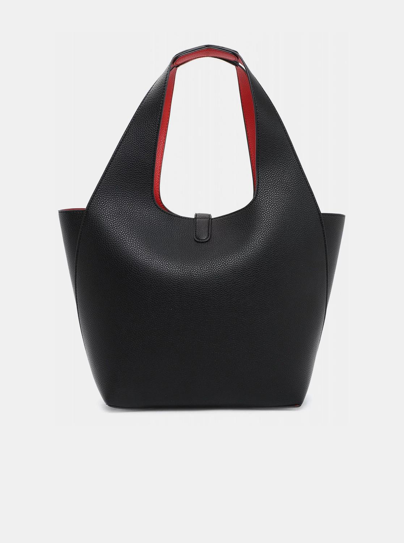 Tamaris černý oboustranný shopper