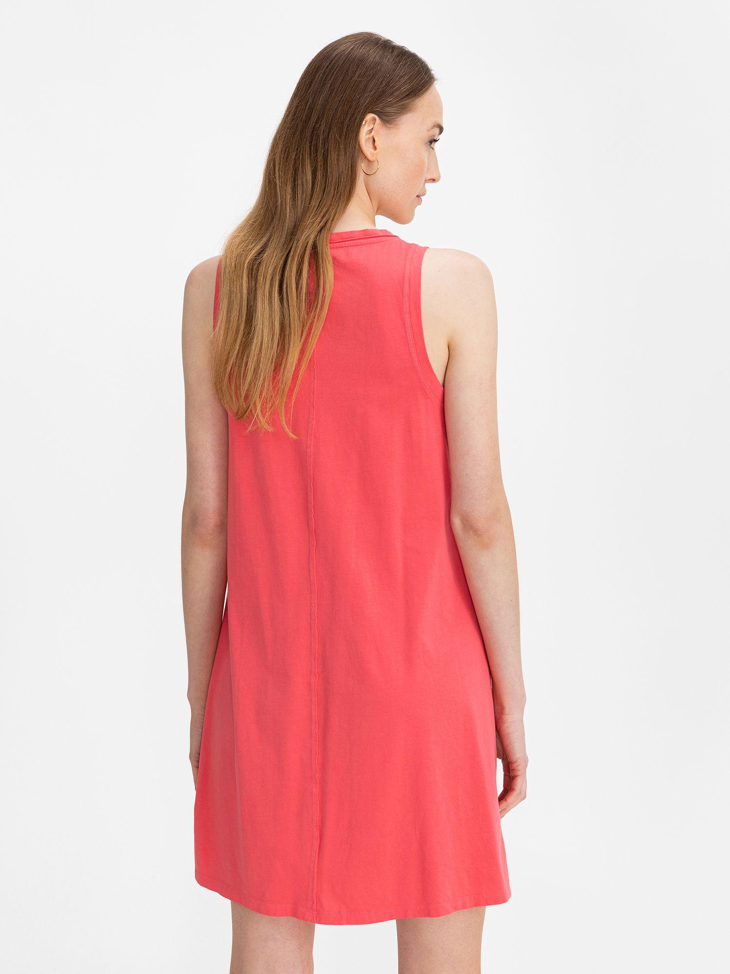 GAP lososové letní šaty Swing