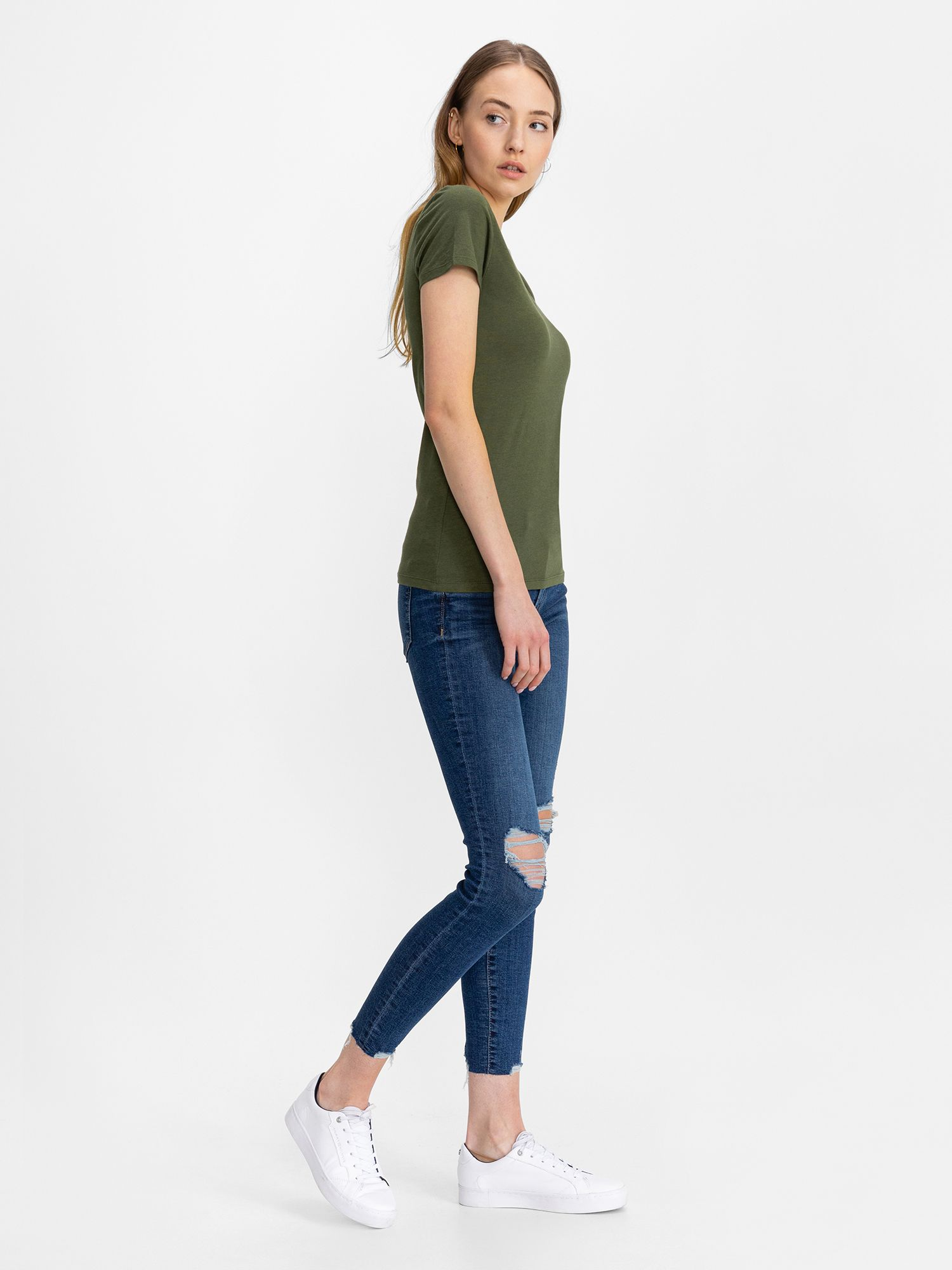 GAP zelené tričko Favorite